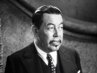 Warner Oland - Oland as the popular Asian character Charlie Chan in 1936's Charlie Chan's Secret.