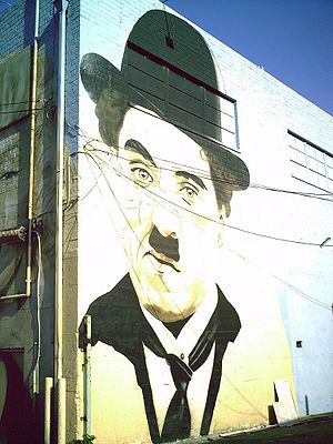 Charlie Chaplin Hollywood
