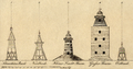 Charte Schuback 1831 Ausschnitt Türme Neuwerk.png