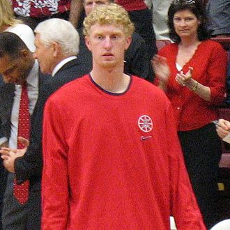 Chase Budinger - Budinger with the Arizona Wildcats