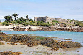 Chausey - The Fort, Grande Île