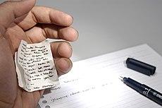 Examen Evaluacion Estudiantil Wikipedia La Enciclopedia Libre