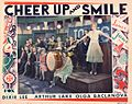 Cheer Up and Smile lobby card.jpg