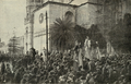 Chegada do préstito fúnebre de Teófilo Braga ao Mosteiro dos Jerónimos - Ilustração Portugueza (09Fev1924).png