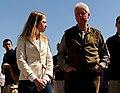 Chelsea & Bill Clinton 100118-F-1644L-033 (4290068306) (cropped2).jpg