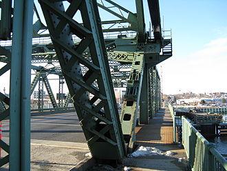 Chelsea Street Bridge - Image: Chelsea Street Bridge, Chelsea MA