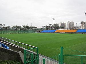 Korea National League - Image: Cheonan Soccer Center 2