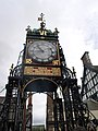 Chester, Eastgate Clock - panoramio.jpg