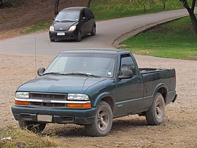 Image illustrative de l'article Chevrolet S-10