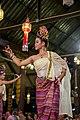 Chiang Mai. Benjarong Khantoke. Traditional Thai dance. 2016-10-14 20-41-14.jpg