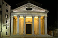 Chiesa di San Nicola da Tolentino a Venezia facciata restaurata 2012.jpg