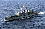 Chilean frigate Almirante Condell (PFG-06) off Hawaii 1998.jpg