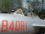 Chinese Air Force Mig-15, Beijing Aviation Museum (25871422273).jpg