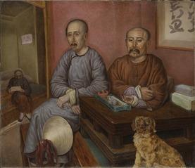 Chinese Merchants