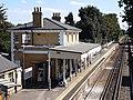 Chiswick Station and railway from footbridge.jpg