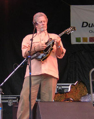 Chris Hillman - Chris Hillman performing at the Three Rivers Arts Festival in 2004