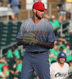 Chris Ellis (baseball) American baseball player