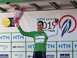 Chris Harper won the overall GC of 2019 Tour of Japan P5269016.jpg