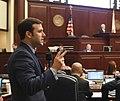 Chris Sprowls debates on the House floor.jpg