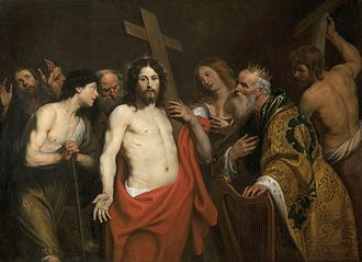 Gerard Seghers - Christ and the penitents