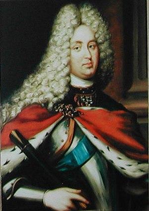 Christian Everhard, Prince of East Frisia - Christian Everhard, Prince of East Frisia