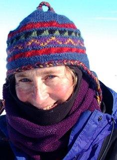 Christine Siddoway American Antarctic researcher