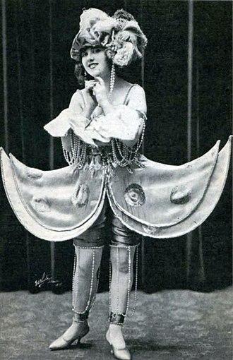 George White's Scandals - Image: Christine Welford George White's Scandals (1921)