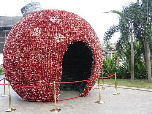 Christmas-celebrations-at-phoenix-mall-chennai