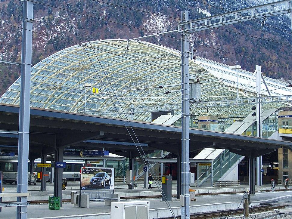 Chur Postautostation3