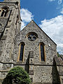 Church of the Holy Innocents, High Beach, Essex, England - nave at west.jpg