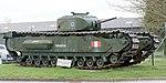 Churchill Mk I (A22) right2 2017 Bovington.jpg