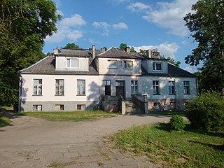 Ciemino, Słupsk County Village in Pomeranian Voivodeship, Poland