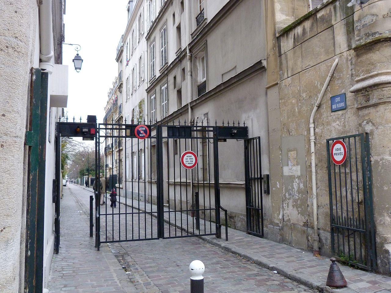 Rue Guy Moquet Restaurant Jap
