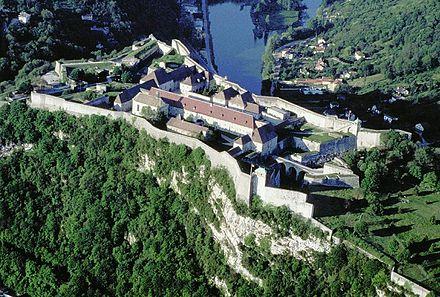 ブザンソン要塞 フランス