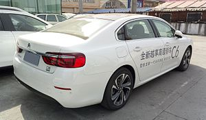 Citroën C6 II 04 China 2017-03-24.jpg