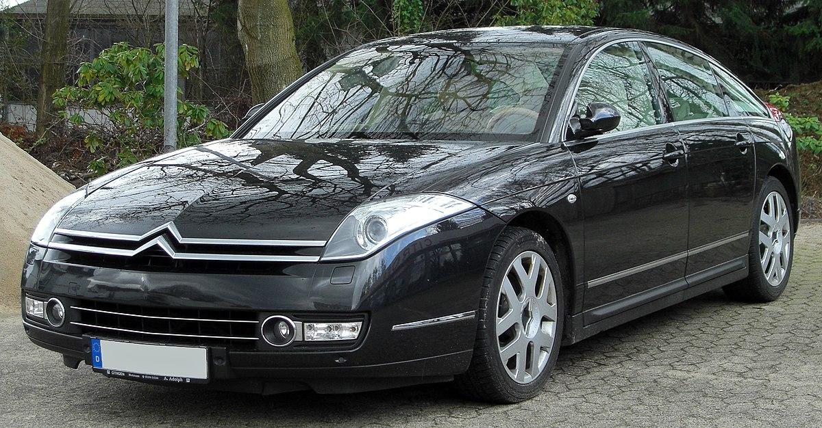 ситроен с6 2006