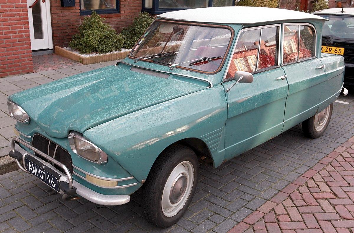 Citroën Ami – Wikipédia