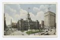 City Hall and Majestic Building, Detroit, Mich (NYPL b12647398-69609).tiff