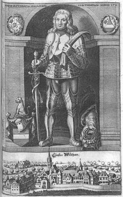 Cl. Wilthan und Bildnuß Heimonii (Merian).jpg