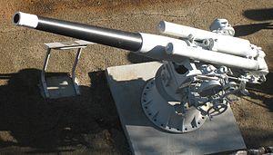 Cannon 102/35 Model 1914 - Cannon 102/35 Model 1914