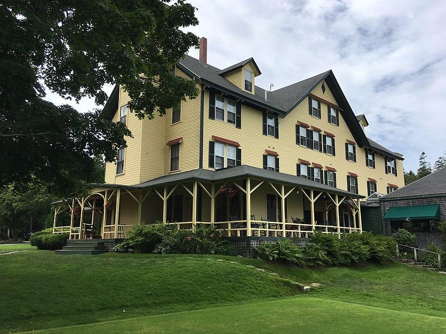 Claremont Hotel (Southwest Harbor, Maine)
