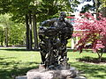 Claude – Achille Debussy statue.jpg