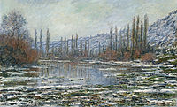 Claude Monet - The thaw at Vetheuil.jpg