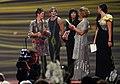 Claudia Heill, Claudia Kristofics-Binder, Emese Hunyady, Michaela Dorfmeister, Mirna Jukic - Gala Nacht des Sports 2010.jpg