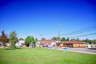 Clay, Kentucky - Main Street (KY 109)