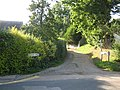 Clockhouse Lane, Sevenoaks - geograph.org.uk - 1451508.jpg