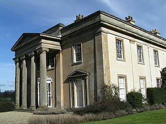 "Clytha Park - ""one of the best neo-classical houses in Wales"""