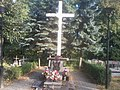 Cmentarz - zbiorowa mogiła poległych w 1939 roku - 13 września (01).jpg