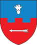 Coat of Arms of Mikaševičy, Belarus.png