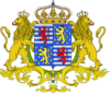 Coat of arms Henri I of Luxembourg middle.png